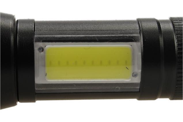 Foto 9 - Superjasná LED kapesní svítilna s klipem