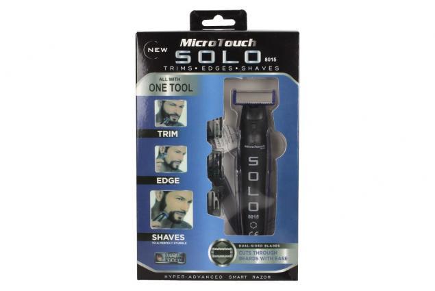 Foto 11 - Holící strojek MicroTouch SOLO 8015