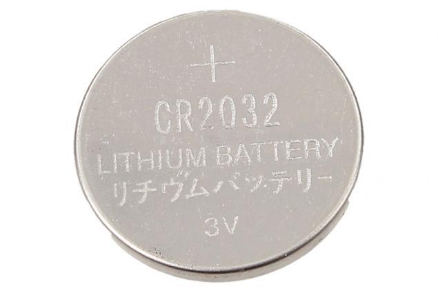 Foto 6 - Knoflíková baterie CR2032 3V 1 kus