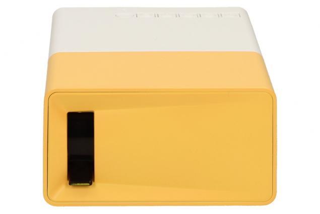 Foto 8 - Mini LED projektor žlutý YG300