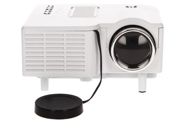 Foto 3 - Mini LED Lcd projektor cUC28