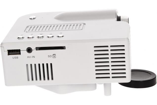 Foto 5 - Mini LED Lcd projektor cUC28