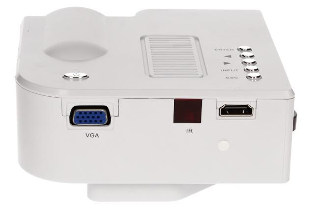 Foto 6 - Mini LED Lcd projektor cUC28