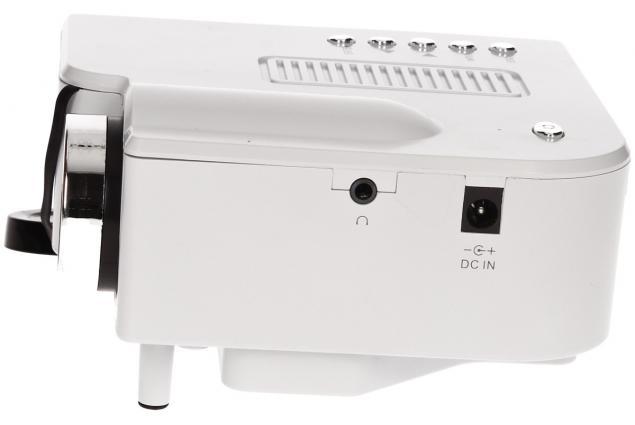 Foto 7 - Mini LED Lcd projektor cUC28