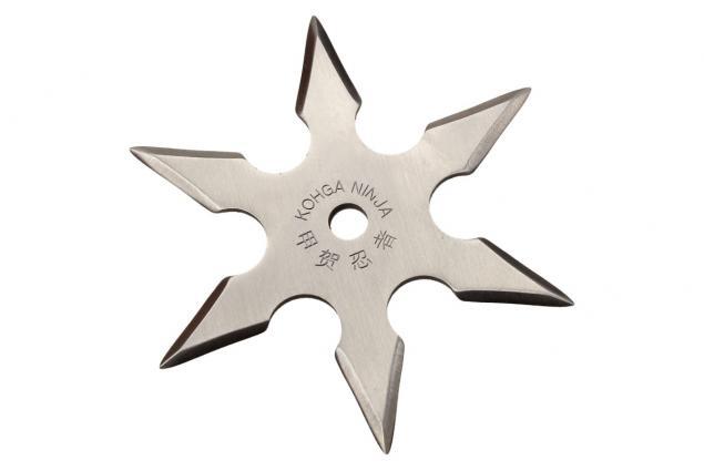 Foto 2 - Vrhací hvězdice 6-bodová