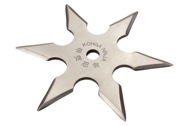 Foto 3 - Vrhací hvězdice 6-bodová