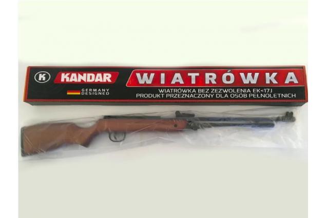 Foto 9 - Vzduchová puška Kandar B3-3 (ráže 5,5mm)