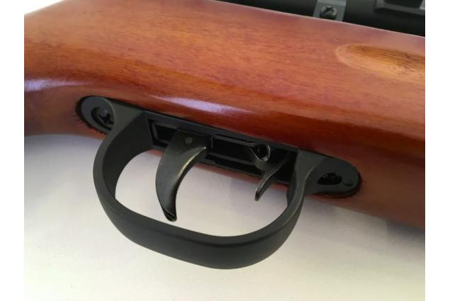 Foto 7 - Vzduchová puška Kandar B3-3 (ráže 5,5mm)