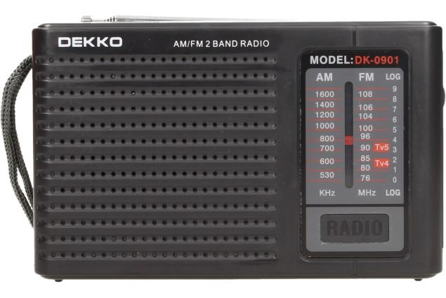 Foto 4 - Rádio Dekko DK-0910