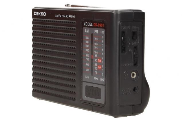 Foto 5 - Rádio Dekko DK-0910