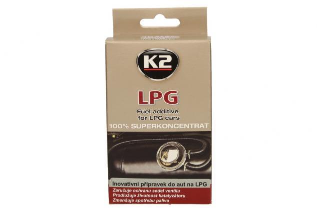 Foto 4 - K2 LPG 50 ml - aditivum do paliva