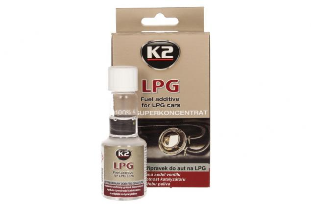 Foto 2 - K2 LPG 50 ml - aditivum do paliva