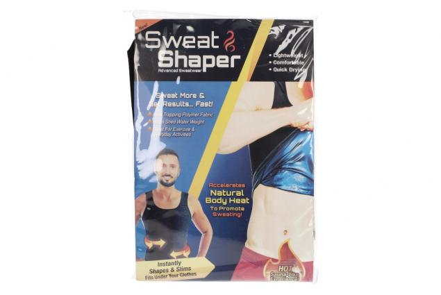 Foto 6 - Pánské zeštíhlující tílko podporující pocení Sweat & Shaper 2XL/3XL