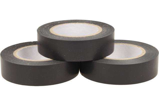 Foto 4 - Izolační samolepící páska černá sada 3 ks