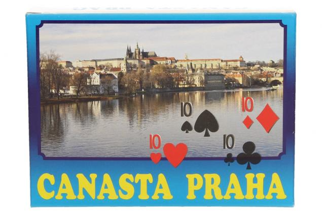 Foto 5 - Karty Canasta Praha