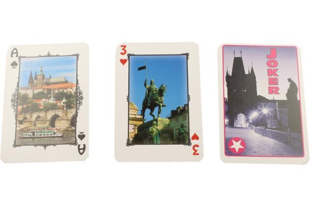 Foto 4 - Karty Canasta Praha