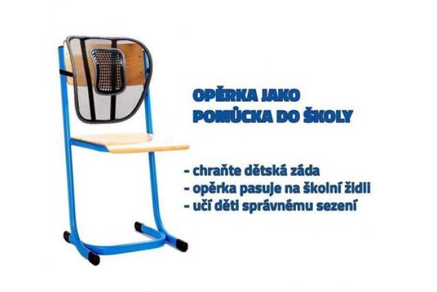 Foto 7 - Masážní ergonomická opěrka zad