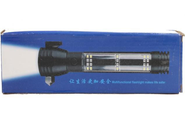Foto 10 - Multifunkční solární baterka s kompasem