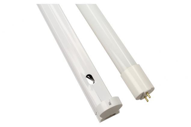 Foto 2 - Přisazené trubicové svítidlo s LED zářivkou 120cm 16W T8 6500K