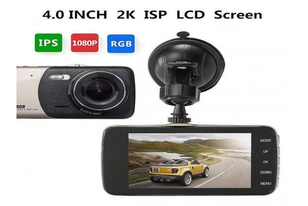 Foto 12 - Kamera do auta se zadní kamerou H503