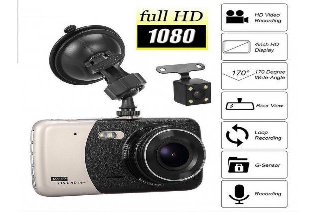 Foto 13 - Kamera do auta se zadní kamerou H503