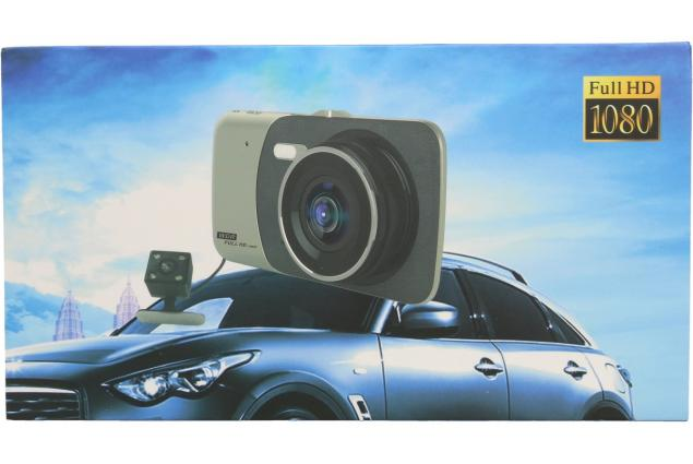 Foto 10 - Kamera do auta se zadní kamerou H503