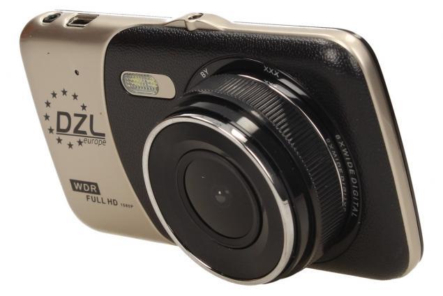 Foto 2 - Kamera do auta se zadní kamerou H503
