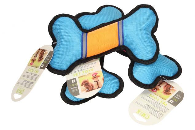 Foto 6 - Hračka pro psa modrá kost