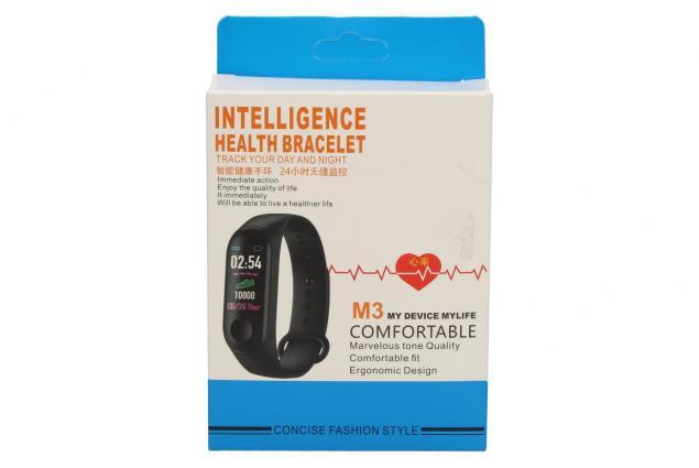 Foto 5 - Chytrý náramek Healt Bracelet M3