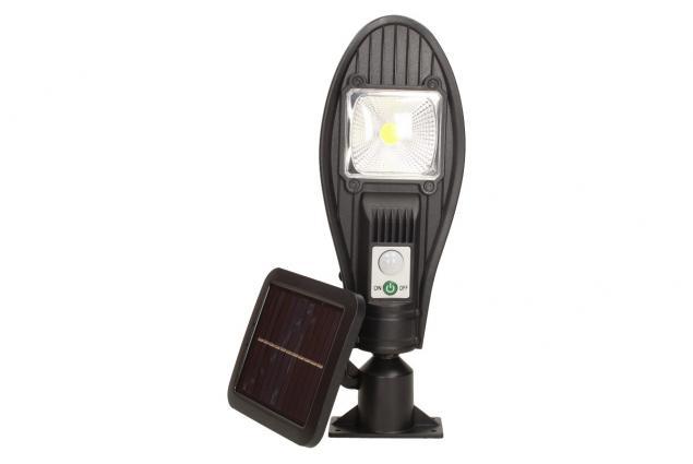 Foto 2 - LED solární venkovní světlo 100W JX-258