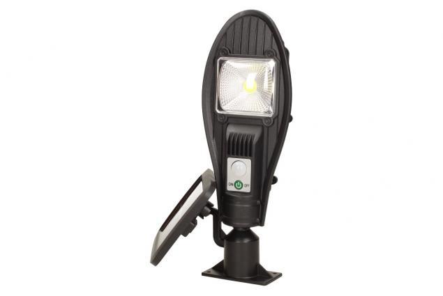 Foto 6 - LED solární venkovní světlo 100W JX-258