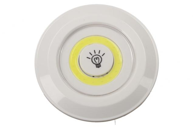 Foto 2 - LED světlo s ovladačem 3 ks