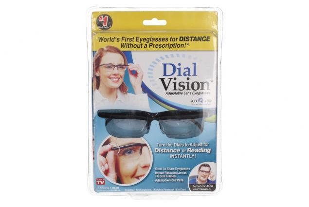 Foto 5 - Nastavitelné dioptrické brýle Dial Vision