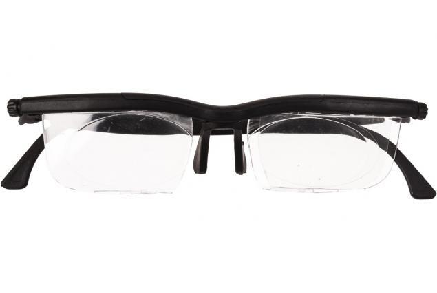 Foto 2 - Nastavitelné dioptrické brýle Dial Vision