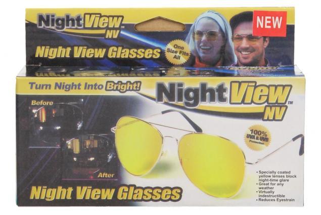 Foto 5 - Polarizační brýle pilotky Night View