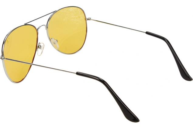Foto 4 - Polarizační brýle pilotky Night View