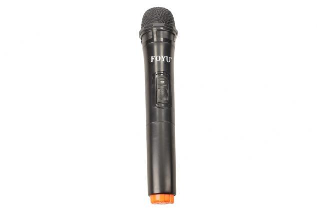 Foto 7 - Bezdrátový párty reproduktor s mikrofonem FO-M628