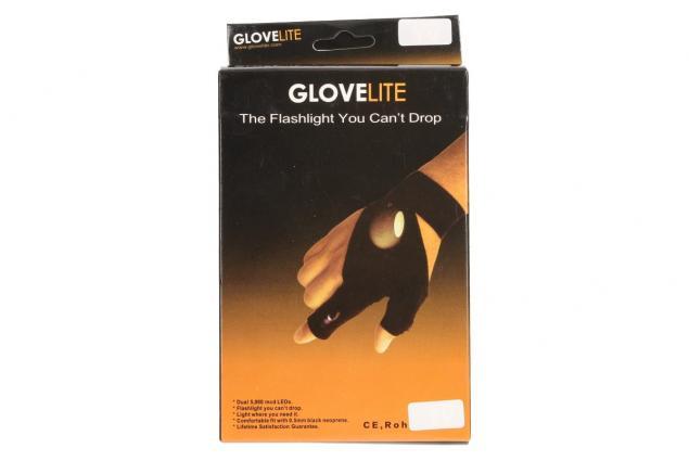 Foto 6 - Rukavice s LED světlem GloveLite