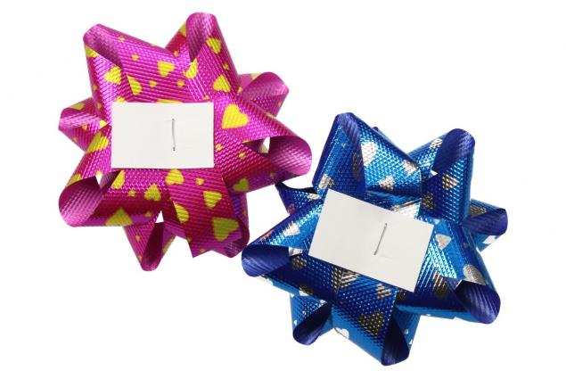 Foto 4 - Mašle na dáreky 6 kusů