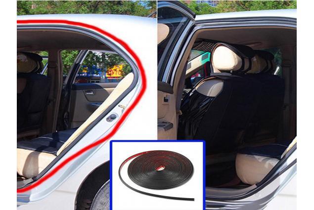 Foto 4 - Gumové těsnící pásky do auta 2x65 cm 8068