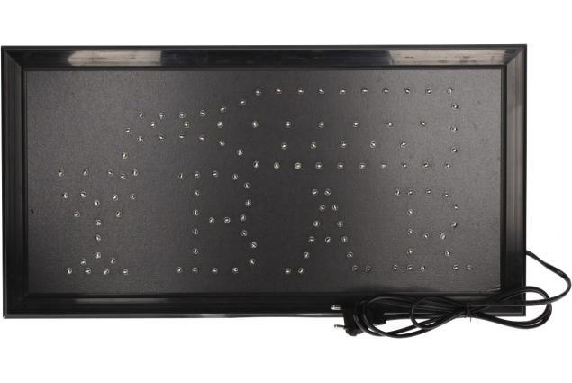 Foto 4 - Barevná světelná LED tabule BAR