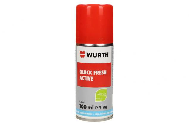 Foto 3 - Antibakteriální čistič a odstraňovač zápachu Guick Fresh Active
