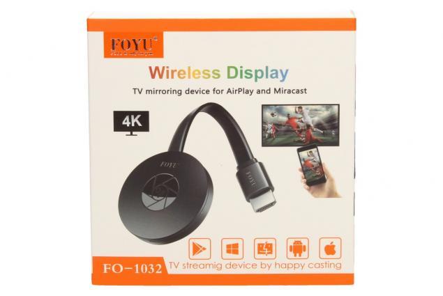 Foto 7 - Bezdrátový WIFI HDMI adaptér 4k FO-1032