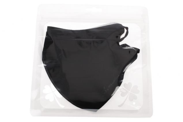 Foto 6 - Zimní rouška černá
