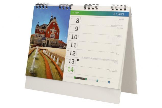 Foto 5 - Kalendář 2021 Tipy na výlety 22 x 18 cm