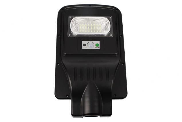 Foto 4 - LED solární venkovní světlo 30W na dálkové ovládání