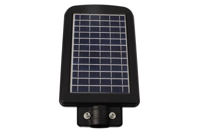 Foto 5 - LED solární venkovní světlo 30W na dálkové ovládání