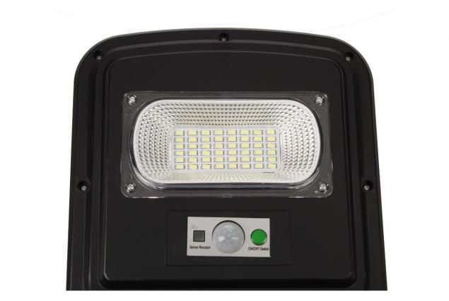 Foto 6 - LED solární venkovní světlo 30W na dálkové ovládání