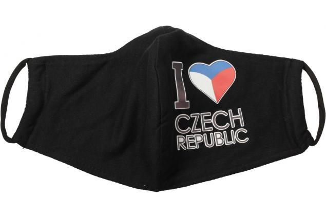 Foto 2 - Rouška I Love Czech Republic
