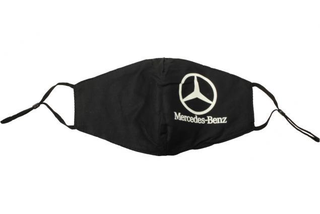 Foto 2 - Rouška Mercedes-Benz fosforeskující